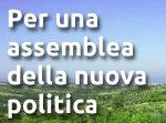 """Appello """"Per una assemblea della nuova politica"""